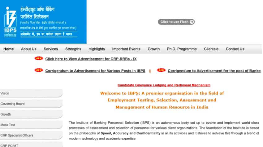 IBPS RRB 2020 notification released at ibps.in: Check eligibility, important dates and other details