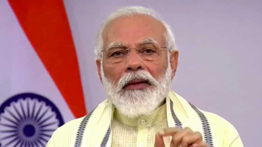 PM Narendra Modi says timely decisions helped India deal with COVID-19, asks people not to drop guard