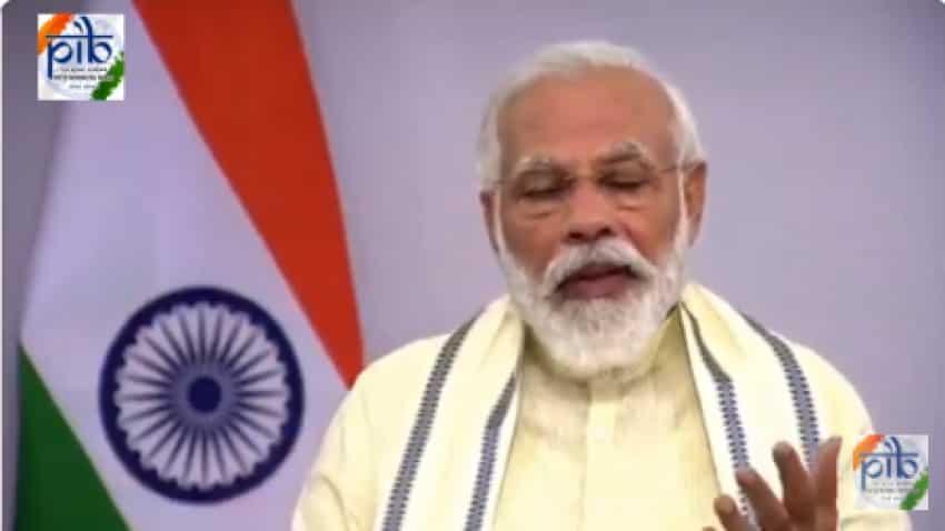 Narendra Modi Address to Nation: PM Speech Live Updates - Full coverage