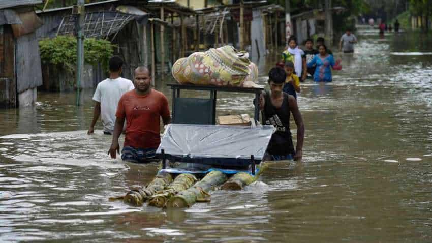 Assam flood situation remains bleak; death toll rises to 25