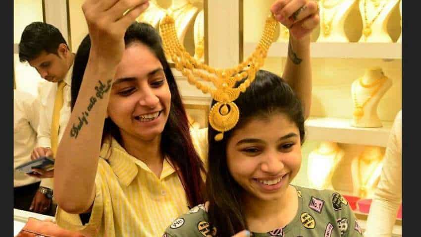 Gold price today: At Rs 48,982, yellow metal hits life-time high again; outlook positive