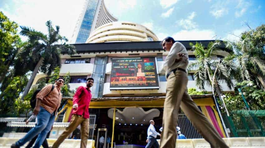 Stock Markets Today: BSE Sensex, NSE Nifty end positive; Mahindra & Mahindra, Titan among top gainers