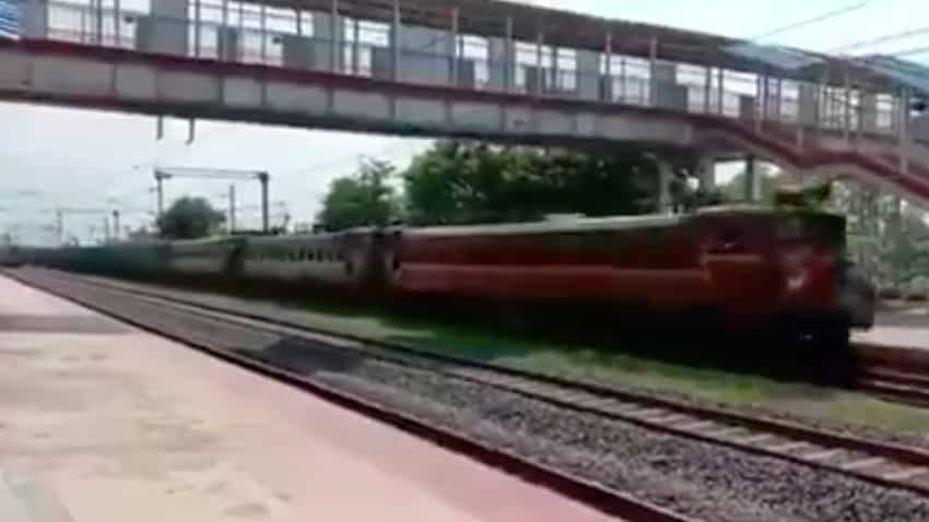 Massive record set by Railways! 2.8 km-long SeshNaag train successfully tested