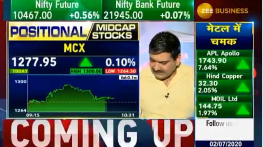 Mid-cap Picks with Anil Singhvi: Buy BASF, MCX, Tinplate? Analyst Rajesh Palviya reveals why you should