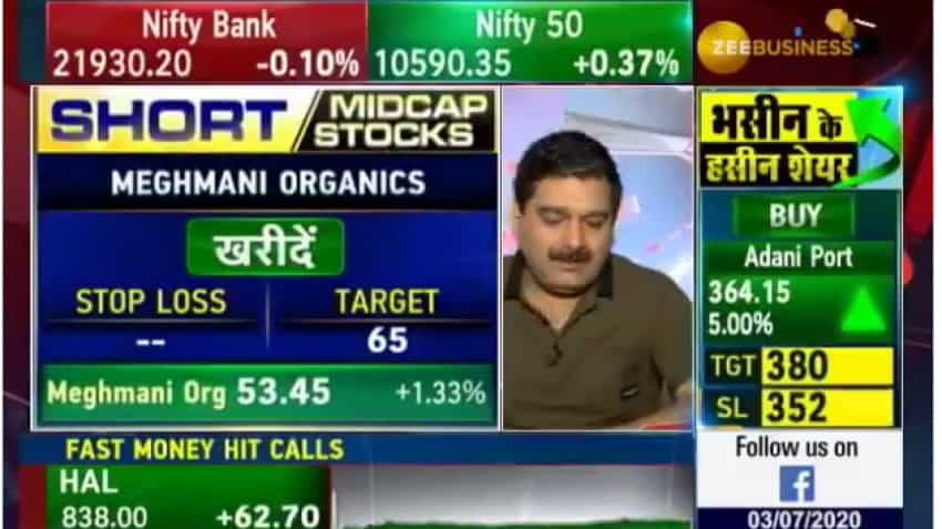 Mid-cap Picks with Anil Singhvi: Just check out these 3 fabulous money-making shares to buy that Sameet Chavan just picked