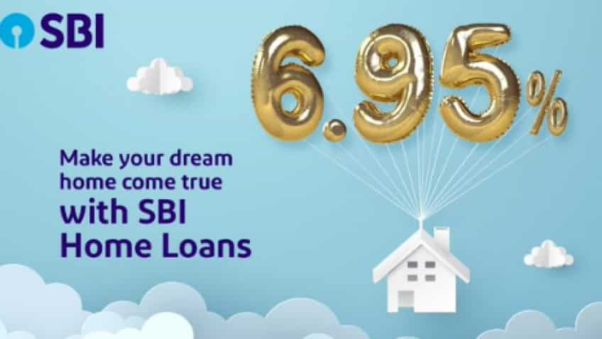 SBI Home Loan: Want to get it instantly? Know how here; interest starts at just 6.95 pct