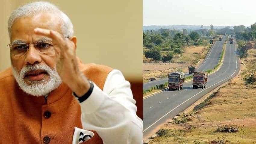 Big national highway boost for Jammu and Kashmir by Modi government! Rs 574 cr approved