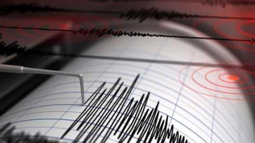 Earthquake in Himachal Pradesh: 3.2 magnitude temblor shakes Kinnaur region