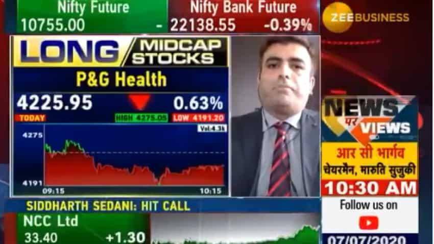 Mid-cap Picks with Anil Singhvi: Analyst Sacchitanand Uttekar picks these 3 top stocks to buy