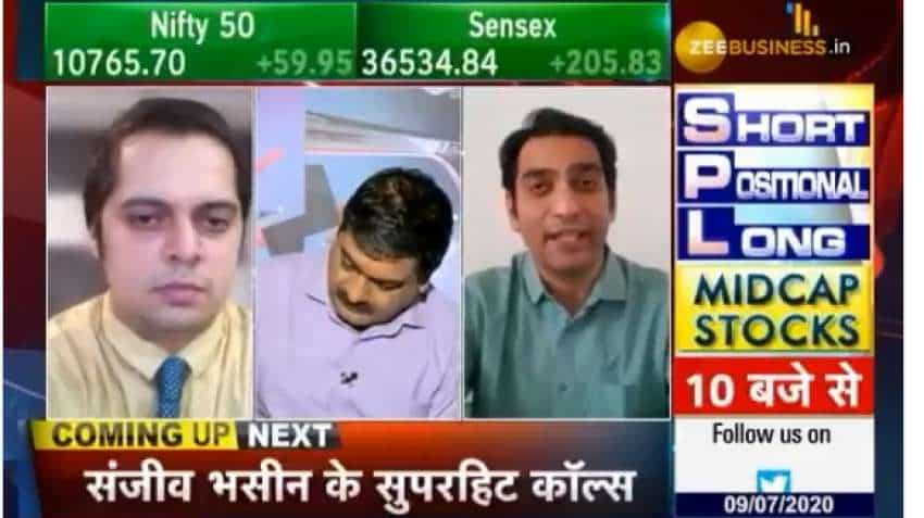 Mid-cap Picks with Anil Singhvi: Siddharth Sedani recommends 3 top money-making shares