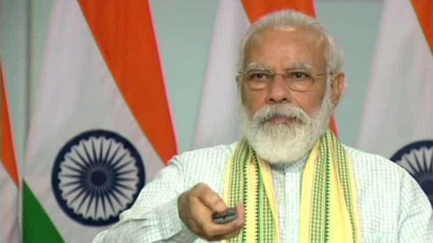 PM Narendra Modi inaugurates 750MW Solar Project at Rewa, dedicates it to the nation