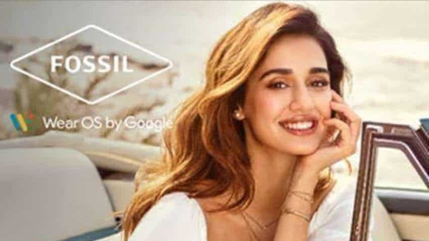 Disha Patani joins Varun Dhawan as Fossil brand ambassador