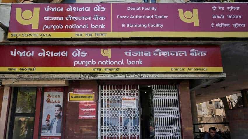 Punjab National Bank share price tanks over 5 pct
