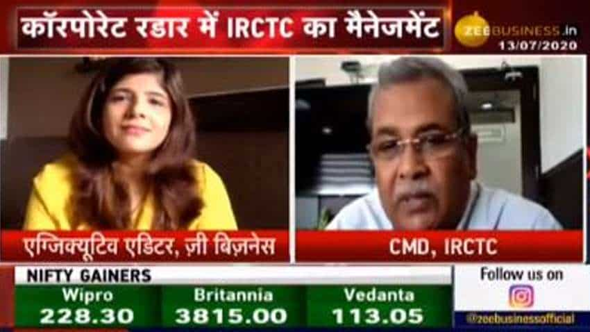 Rolling Stock manufacturer & Operator would be interested in private train operations: Mahendra Pratap Mall, CMD, IRCTC