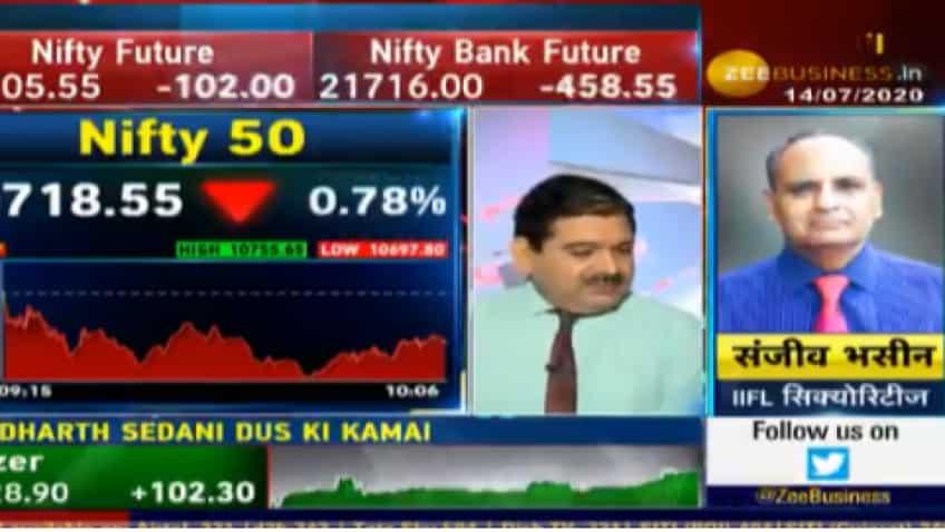 Sanjiv Bhasin top stock picks: Sun TV, Mind Tree for bumper returns, says analyst, reveals buying levels