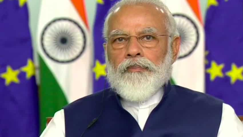 PM Narendra Modi invites investment, technology from Europe during India-EU virtual summit