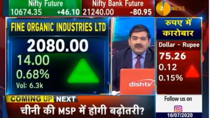 Mid-cap Picks with Anil Singhvi: 3 Siddharth Sedani recommendations for top returns - PI Industries, Granules India, Fine Organic