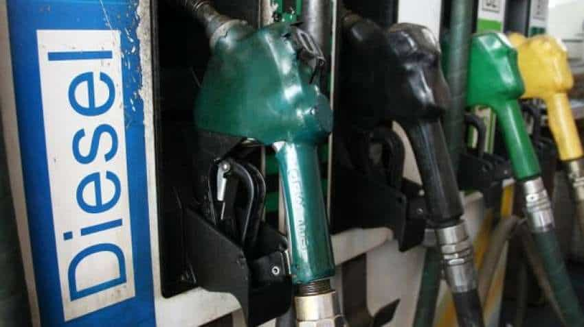 Diesel now more than rupee expensive than petrol in Delhi