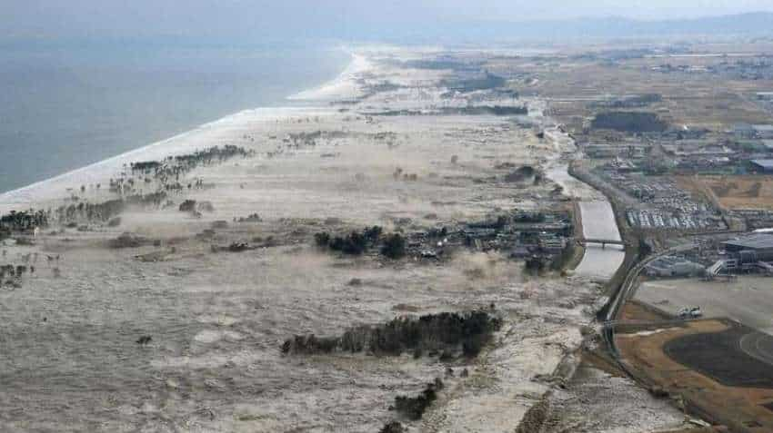 Threat of tsunami lurks in offshore KG basin as geological faultline found: Study