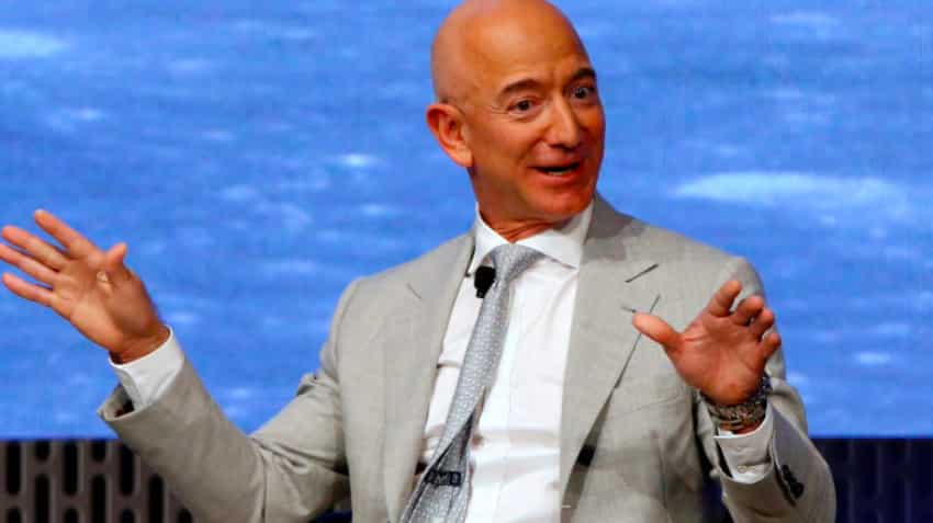 Big leap for Jeff Bezos! Amazon boss' net worth more than Mark Zuckerberg, Steve Ballmer's combined fortunes