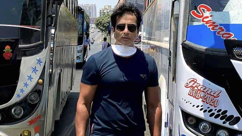 Sonu Sood does it again! Actor joins hands with SpiceJet to bring back 1500 Indian students from Kyrgyzstan