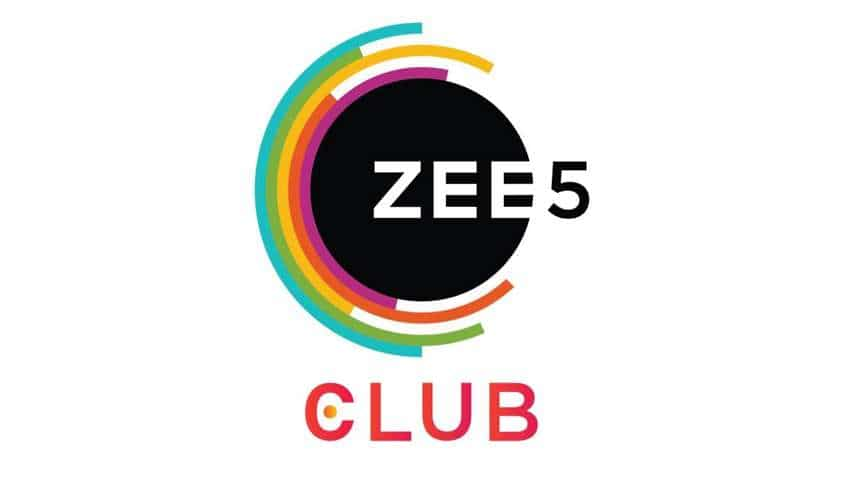 ZEE5 launches 'ZEE5 CLUB' - Premium content for every Indian at a value price on offer
