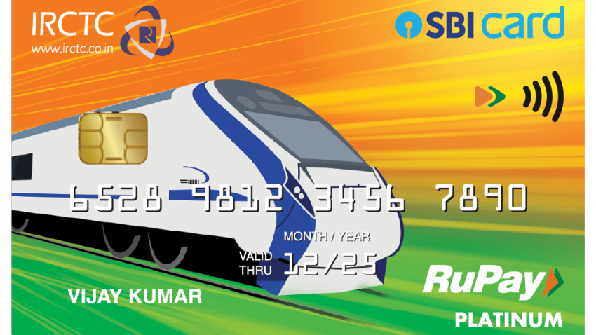 SBI Card, IRCTC launch credit card; Big benefits for Indian Railways  travellers | Zee Business