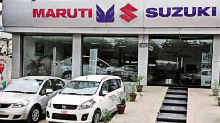 Maruti total sales decline 1pc in July; domestic sales edge up