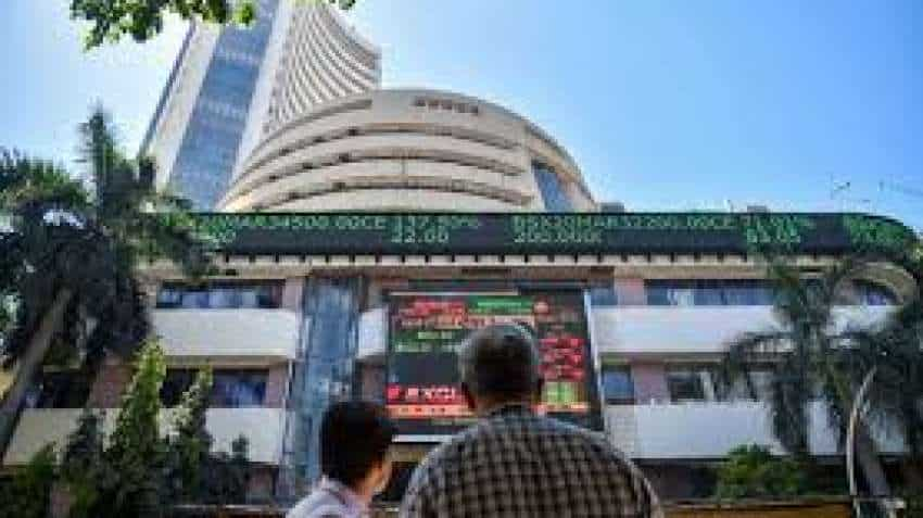 Stock Markets Today: BSE Sensex, NSE Nifty in red in morning trade; Axis Bank, HDFC Bank among top losers