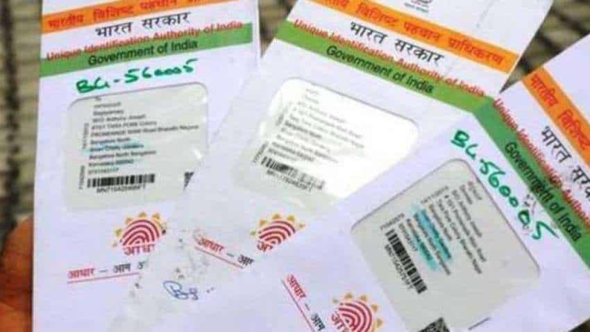 Aadhaar Card Address Update: Just do this at uidai.gov.in