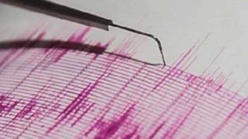 Earthquake of 3.8 magnitude hits Odisha's Ganjam & Gajapati districts