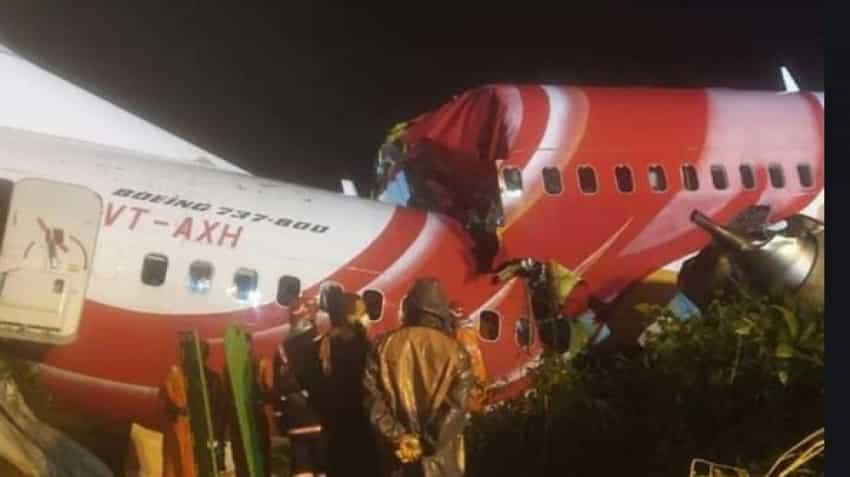Air India Express flight overshot runway in rainy conditions, split into 2: Hardeep Puri