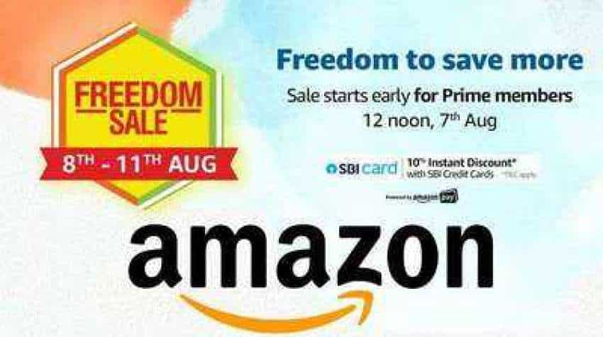 After Prime Day, Amazon India announces 4-day 'Freedom Day' sale