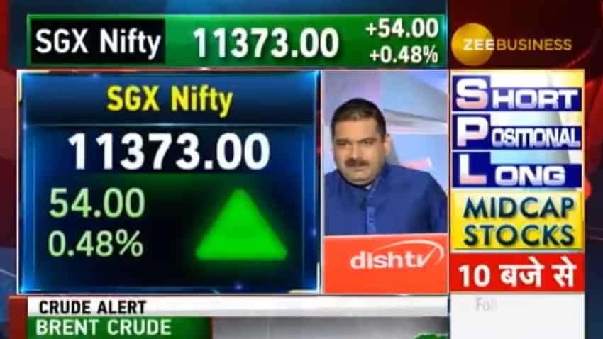 Stock Markets Today: Nifty at 11,500 soon! Anil Singhvi says bull rally reflects rising faith of investors