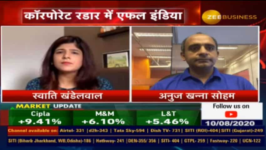 We will grow at CAGR of 25% under Affle 2.0 strategy: Anuj Khanna Sohum, Affle India