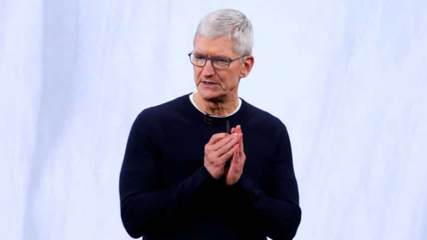 Tim Cook joins billionaires' club as Apple inches towards $2 trillion company