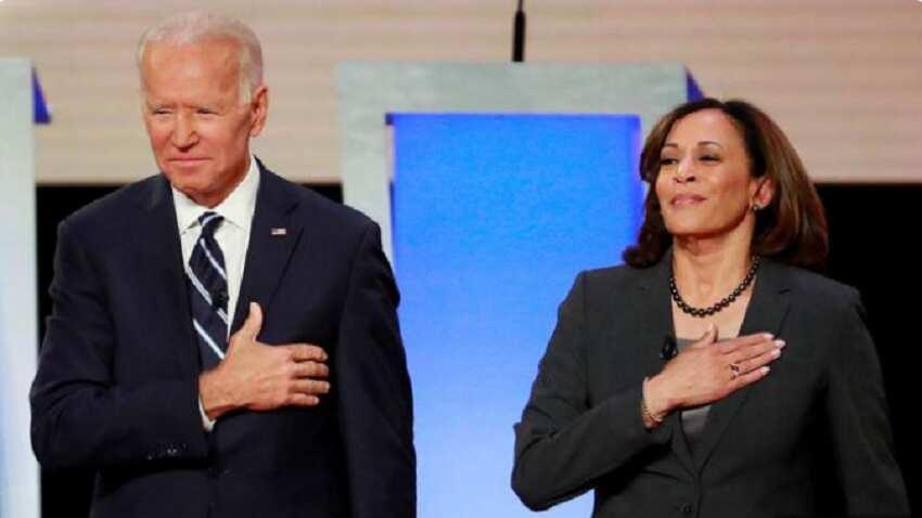 In breakthrough for Indian Americans, Biden picks Kamala Harris as vice presidential nominee