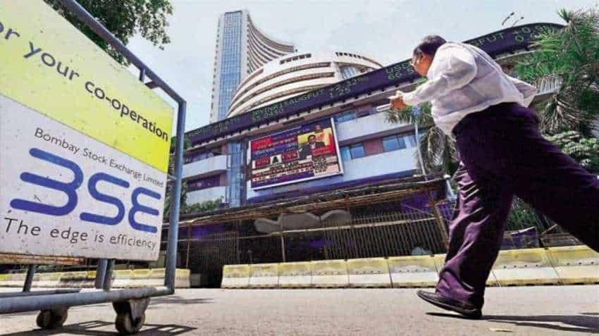 Stock Market Today Sensex Slips Below 38k Nifty Tanks 122 Points Eicher Motors Sbi Shares Bleed Zee Business