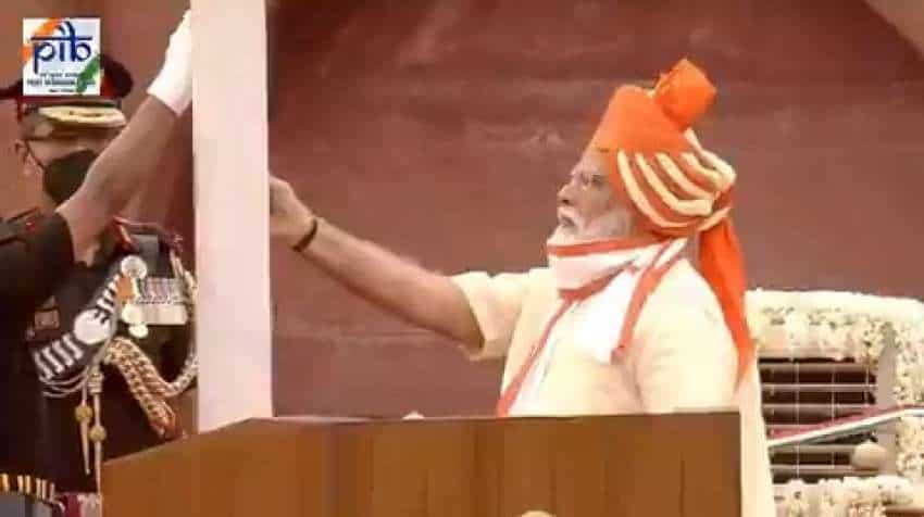 74th Independence Day: PM unfurls tricolour, addresses nation