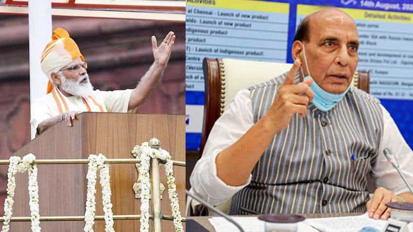 After PM Narendra Modi's Independence Day speech, Defence Minister Rajnath Singh approves this proposal - All details here