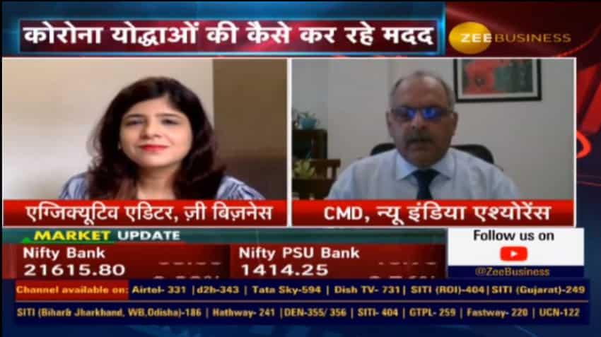 Corona Pandemic has increased awareness about Insurance: Atul Sahai, CMD, New India Assurance