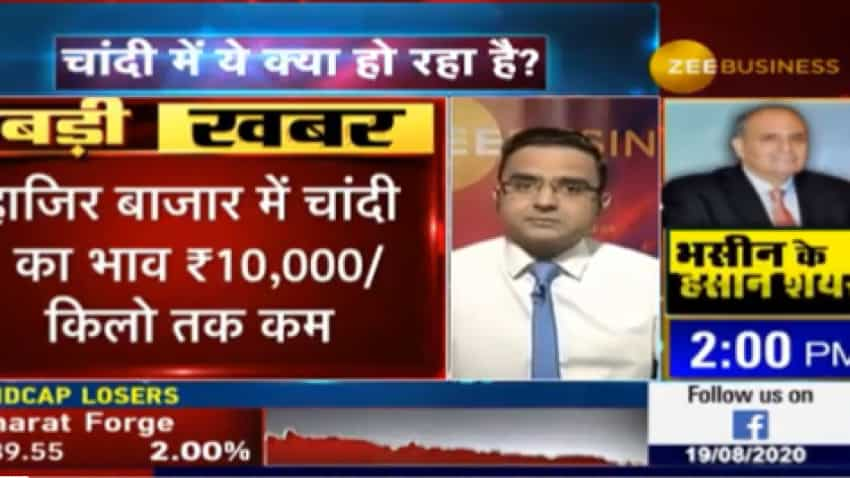 Silver Price Today: Calculation - Why Futures rate is higher than spot by Rs 10,000?