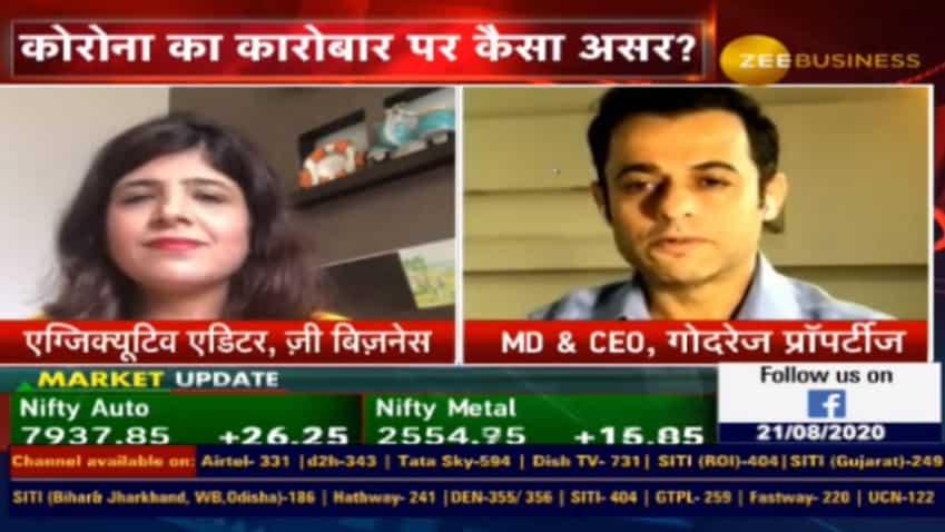 Godrej Properties is optimistic & bullish on sales front: Mohit Malhotra, MD & CEO