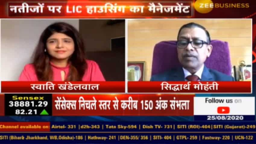 Affordable Housing is an interesting segment and will keep our business running in future: Siddhartha Mohanty, LIC Housing