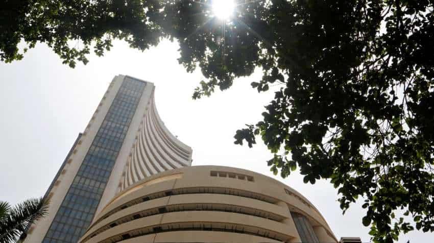 Closing Bell: Sensex, Nifty pare early morning gains; DLF, Tata Motors shares rise