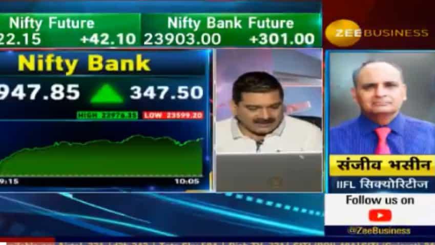IGL, Canara Bank are stocks to buy, says Sanjiv Bhasin, reveals why to Anil Singhvi