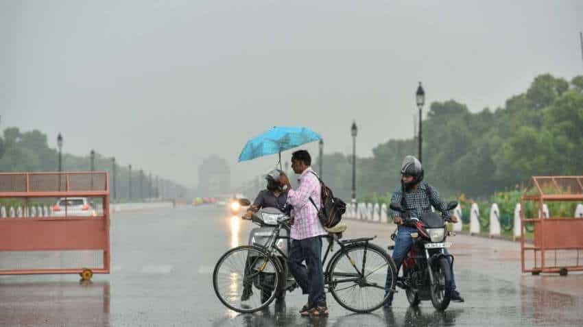 Cloud cover, light rain to keep mercury in check in Delhi