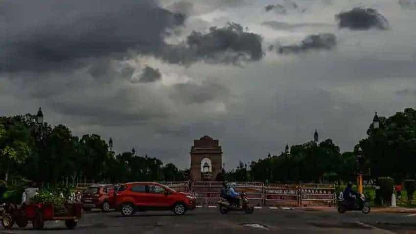 Delhi rain alert! 6 days - Check latest weather forecast