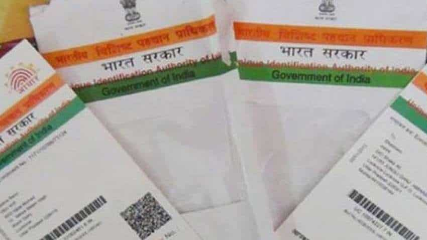 Food ministry considering extending implementation of ration card portability, reviews progress of Aadhaar generation and seeding