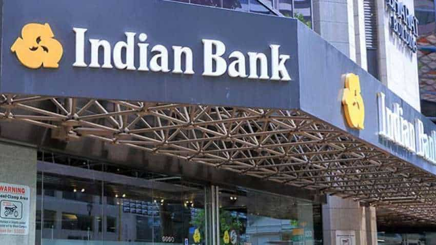 Indian Bank cuts one-year MCLR rate by 5 basis points